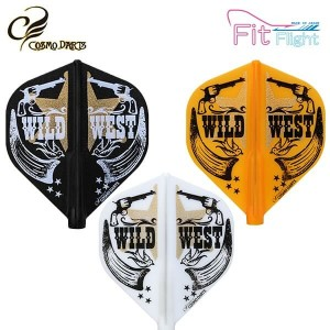 Piórka Cosmodarts Fit Flight Cali West Standard
