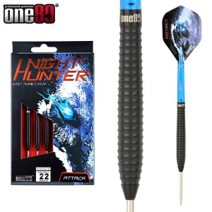 Lotki do darta One80 Night Hunter Attack 22g