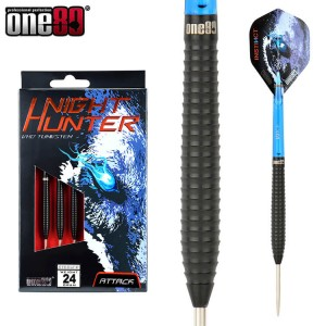 Lotki do darta One80 Night Hunter Attack 24g