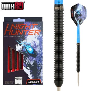 Lotki do darta One80 Night Hunter Defense 22g