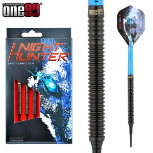 Lotki do darta One80 Night Hunter Defense 18g