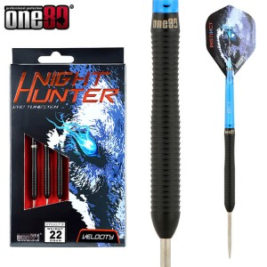 Lotki do darta One80 Night Hunter Velocity 22g