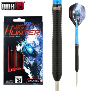 Lotki do darta One80 Night Hunter Velocity 24g