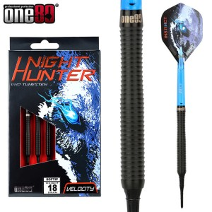 Lotki do darta One80 Night Hunter Velocity 18g
