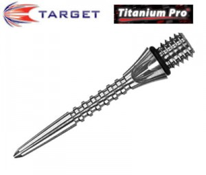 Groty Target Titanium Grooved (26mm)