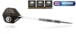 Lotki do darta Winmau Mark Webster 21g