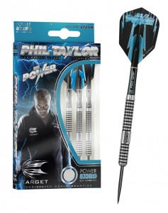 Lotki do darta Target Phil Taylor Power 8Zero 23g