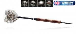Lotki do darta Winmau Highlander 22g