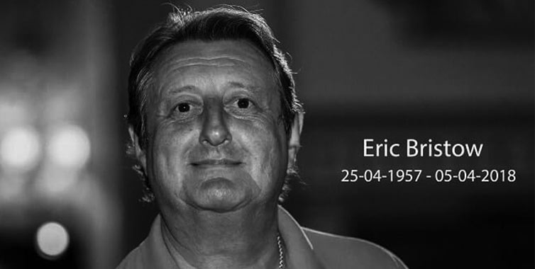Eric Bristow - legenda darta